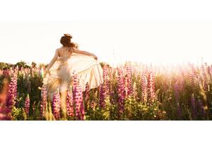 12 способов для весеннего настроения