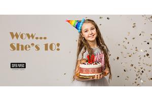 Что подарить на день рождения девочке 10 лет?