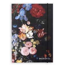 """Скетчбук """"Flowers in a vase"""""""