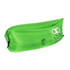 Надувной лежак Air People, зелёный