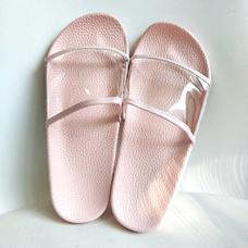 """Шлепанцы """"Crystal"""", розовые"""