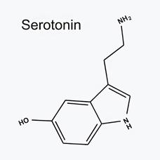 "Временная тату ""Serotonin"""