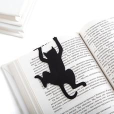 """Закладка для книг """"Библиотечный кот"""""""