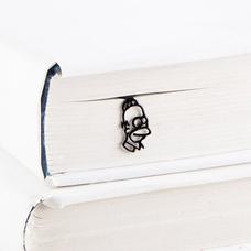 "Закладка для книг ""Гомер Симпсон"""
