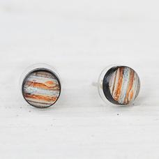 Серьги Юпитер