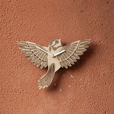 """Деревянные часы """"Полёт"""", уценка"""