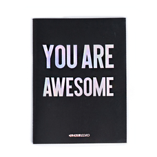 "Тетрадь ""You are awesome"""