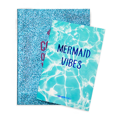 "Набор тетрадей ""Mermaid"""