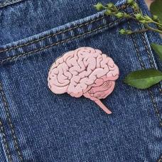 """Значок """"Мозг"""""""