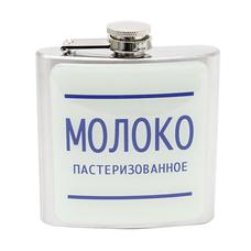 """Фляга """"Молоко пастеризованное"""""""