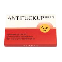 """Жвачка """"Antifuckup"""""""