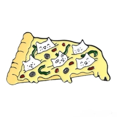 Значок «Pizza Cat»