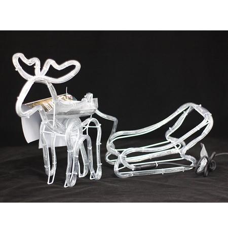 "Декоративная фигурка ""Deer"" с LED-подсветкой"