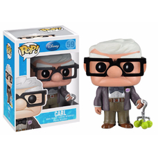 Фигурка Funko POP! Vinyl. Disney. Up! Carl 3204