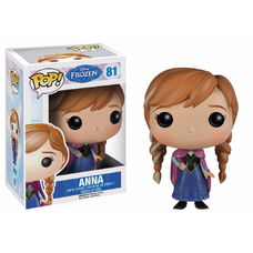 Фигурка Funko POP! Vinyl. Disney. Frozen: Anna 4256