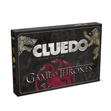 "Настольная игра ""Cluedo. Game of Thrones"", англ."