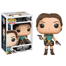 Фигурка POP! Vinyl: Games: Tomb Raider: Lara Croft
