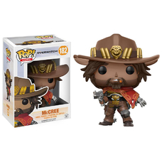 Фигурка POP! Vinyl: Games: Overwatch: McCree