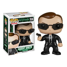 Фигурка POP! Vinyl: The Matrix: Agent Smith