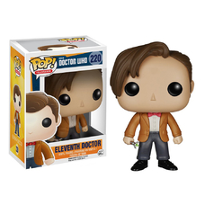 Фигурка POP! Vinyl: Doctor Who: 11th Doctor
