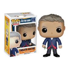 Фигурка POP! Vinyl: Doctor Who: 12th Doctor