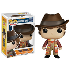 Фигурка POP! Vinyl: Doctor Who: 4th Doctor