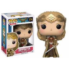 Фигурка Funko POP! Vinyl. DC. Wonder Woman: Hippolyta 12541