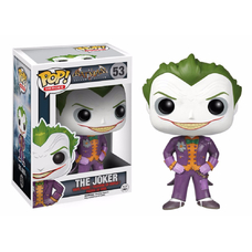 Фигурка Funko POP! Vinyl. DC. Arkham Asylum: Joker 4339