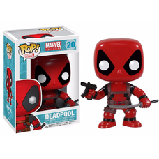 Фигурка Funko POP! Vinyl. Marvel: Deadpool 3052