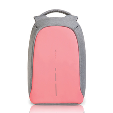 "Рюкзак ""Bobby Compact"" (против кражи), Розовый"