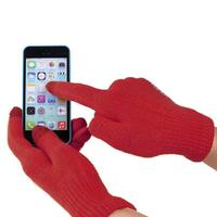 """Перчатки для сенсорных экранов """"iGlove"""", красный"""