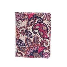 """Обложка на ID-паспорт """"Фиолетовый бохо"""""""