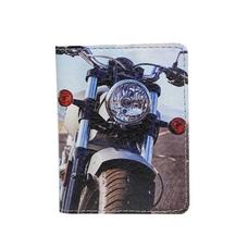 """Обложка на ID-паспорт """"Мотоцикл"""""""