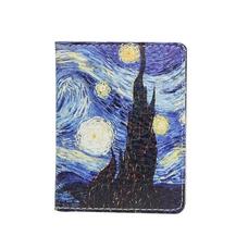 """Обложка на ID-паспорт """"Ван Гог"""""""
