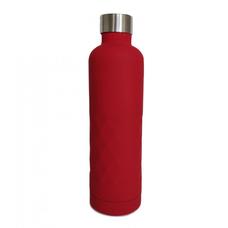Термобутылка Summit B&Co Geo Bottle Flask Red, 500 мл