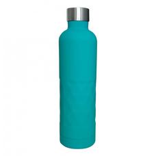 Термобутылка Summit B&Co Geo Bottle Flask Turquoise, 500 мл