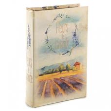 """Книга-сейф """"Fleurs de Lavande"""""""
