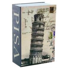 """Книга-сейф """"Pisa"""""""