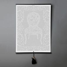 """Картина-книга И.Ильфа и Е.Петров """"Двенадцать стульев"""""""