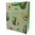 """Подарочный пакет """"Berries"""" (avocado) 23x18x10 см"""