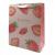 "Подарочный пакет ""Berries"" (strawberries) 23x18x10 см"