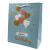 """Подарочный пакет """"Happy Birthday"""" (balloons) 32x26x12 см"""