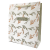 "Подарочный пакет ""Gift to me"" (beige) 32x26x12 см"