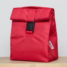 Термо сумочка для ланча Lunch bag, красная