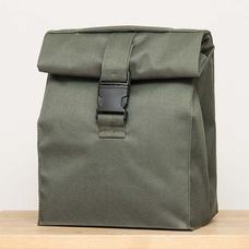 Термо сумочка для ланча Lunch bag, оливка