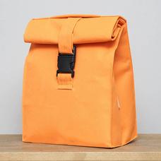 Термо сумочка для ланча Lunch bag, оранжевая