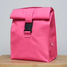 Термо сумочка для ланча Lunch bag, розовая
