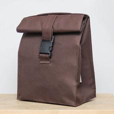 Термо сумочка для ланча Lunch bag, шоколад