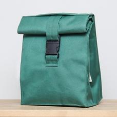 Термо сумочка для ланча Lunch bag, зелёная