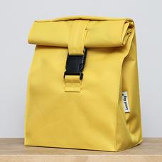 Термо сумочка для ланча Lunch bag, жёлтая